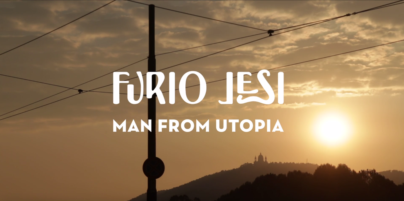 Furio Jesi – Man from Utopia
